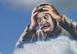 Иосиф Сталин ошарашен